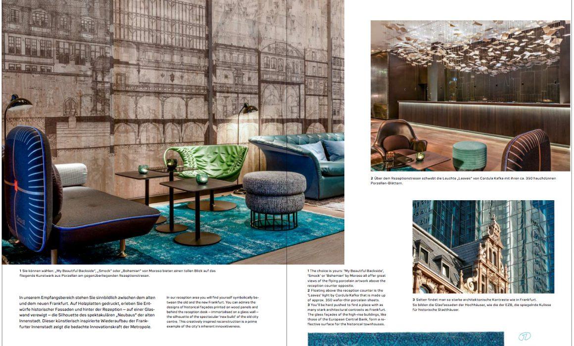 Cordula Kafka – Feature in One Design